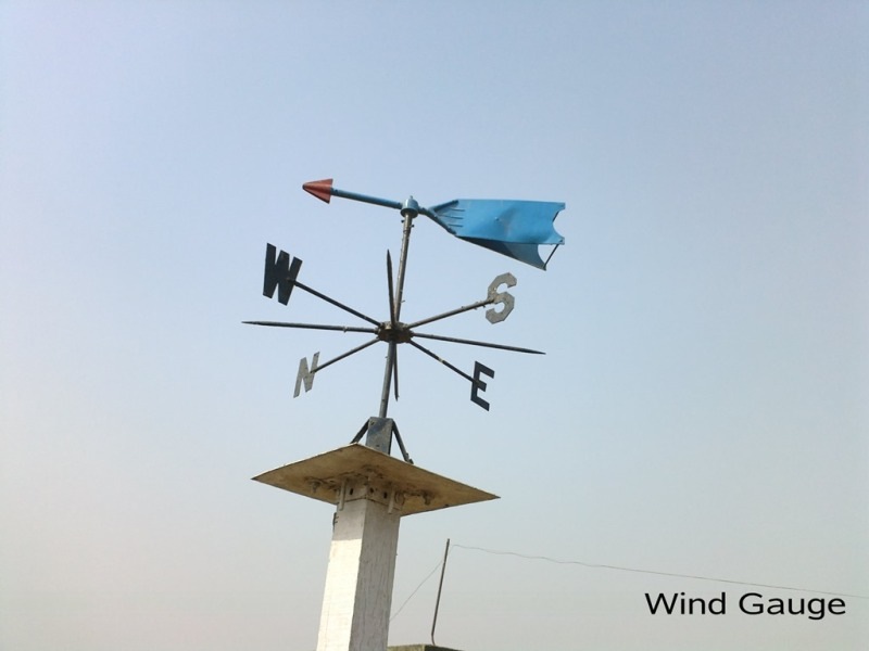Analysis of Meteorological Data of Pantnagar Weather Station